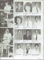 1985 Central High School Yearbook Page 246 & 247