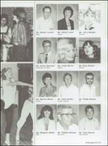 1985 Central High School Yearbook Page 250 & 251