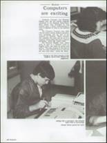 1985 Central High School Yearbook Page 254 & 255