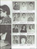 1985 Central High School Yearbook Page 256 & 257