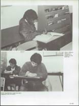 1985 Central High School Yearbook Page 262 & 263