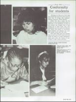 1985 Central High School Yearbook Page 266 & 267