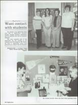 1985 Central High School Yearbook Page 268 & 269