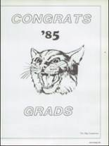 1985 Central High School Yearbook Page 294 & 295