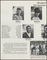 1966 Long Beach Polytechnic High School Yearbook Page 22 & 23