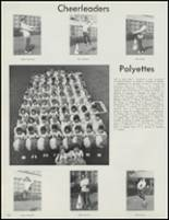1966 Long Beach Polytechnic High School Yearbook Page 32 & 33