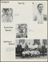 1966 Long Beach Polytechnic High School Yearbook Page 40 & 41