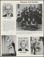 1966 Long Beach Polytechnic High School Yearbook Page 42 & 43