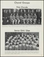 1966 Long Beach Polytechnic High School Yearbook Page 50 & 51