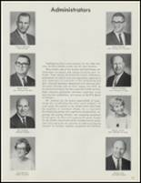1966 Long Beach Polytechnic High School Yearbook Page 54 & 55