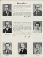 1966 Long Beach Polytechnic High School Yearbook Page 56 & 57