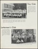 1966 Long Beach Polytechnic High School Yearbook Page 76 & 77