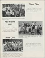 1966 Long Beach Polytechnic High School Yearbook Page 82 & 83