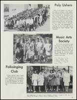 1966 Long Beach Polytechnic High School Yearbook Page 84 & 85