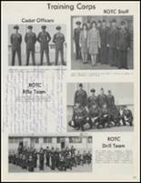 1966 Long Beach Polytechnic High School Yearbook Page 86 & 87