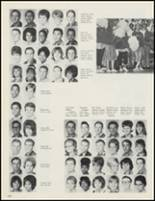 1966 Long Beach Polytechnic High School Yearbook Page 112 & 113