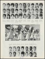 1966 Long Beach Polytechnic High School Yearbook Page 122 & 123