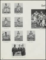1966 Long Beach Polytechnic High School Yearbook Page 132 & 133