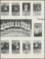 1966 Long Beach Polytechnic High School Yearbook Page 142 & 143
