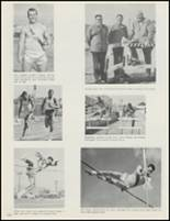 1966 Long Beach Polytechnic High School Yearbook Page 152 & 153