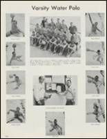1966 Long Beach Polytechnic High School Yearbook Page 154 & 155
