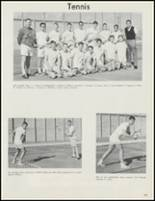 1966 Long Beach Polytechnic High School Yearbook Page 160 & 161