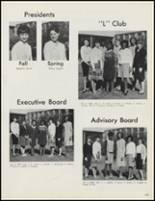 1966 Long Beach Polytechnic High School Yearbook Page 162 & 163