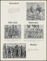 1966 Long Beach Polytechnic High School Yearbook Page 166 & 167