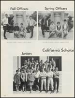 1966 Long Beach Polytechnic High School Yearbook Page 176 & 177