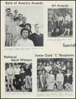 1966 Long Beach Polytechnic High School Yearbook Page 180 & 181
