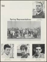 1966 Long Beach Polytechnic High School Yearbook Page 184 & 185