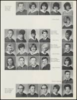 1966 Long Beach Polytechnic High School Yearbook Page 186 & 187