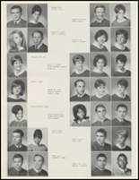 1966 Long Beach Polytechnic High School Yearbook Page 202 & 203