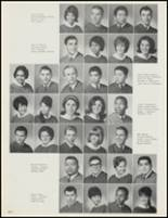 1966 Long Beach Polytechnic High School Yearbook Page 206 & 207