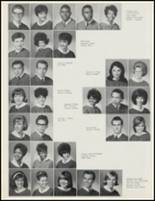 1966 Long Beach Polytechnic High School Yearbook Page 208 & 209
