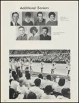 1966 Long Beach Polytechnic High School Yearbook Page 218 & 219