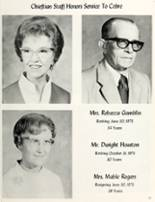 1973 Cobre High School Yearbook Page 22 & 23