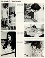 1973 Cobre High School Yearbook Page 42 & 43