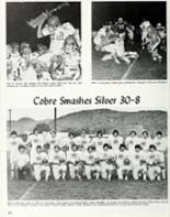1973 Cobre High School Yearbook Page 86 & 87