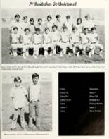 1973 Cobre High School Yearbook Page 100 & 101