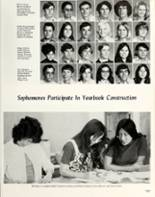 1973 Cobre High School Yearbook Page 110 & 111