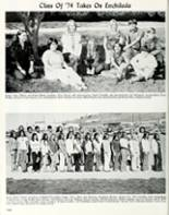 1973 Cobre High School Yearbook Page 122 & 123