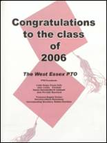 2006 West Essex High School Yearbook Page 254 & 255