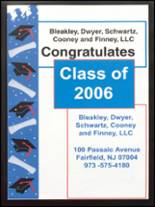 2006 West Essex High School Yearbook Page 282 & 283