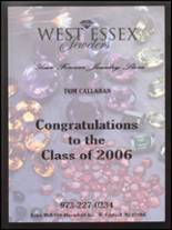 2006 West Essex High School Yearbook Page 296 & 297
