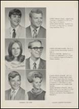 1970 Helena High School Yearbook Page 14 & 15