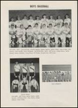 1970 Helena High School Yearbook Page 42 & 43