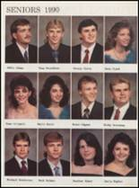 1990 Jasper High School Yearbook Page 14 & 15