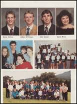1990 Jasper High School Yearbook Page 18 & 19