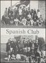 1990 Jasper High School Yearbook Page 38 & 39